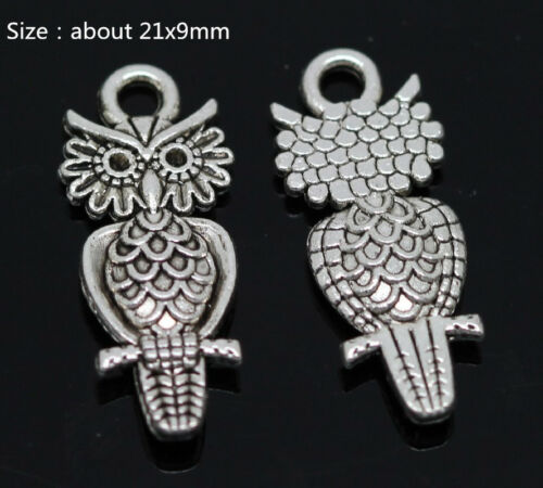 Wholesale Antique Silver Beautiful Fashion Jewelry Charms Pendant Crafts Making