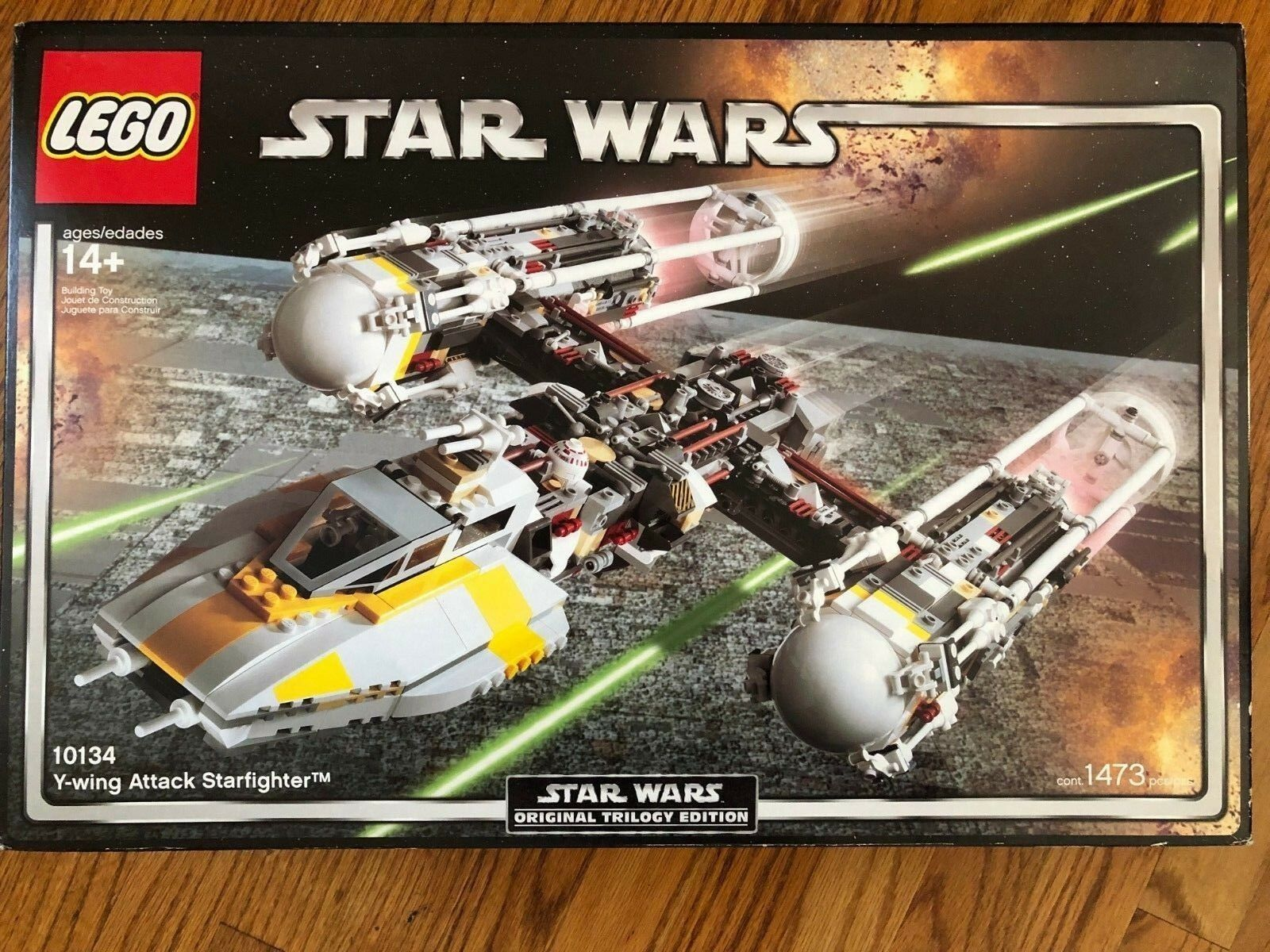 LEGO Star Wars Original Trilogy Edition Y-Wing set BRAND BRAND BRAND NEW Sealed 6e996a