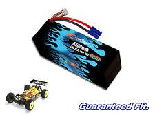 Maxamps Hard Case Race Edition LiPo 6500mah 4s 14.8v 150c for Losi 8ight-E 3.0