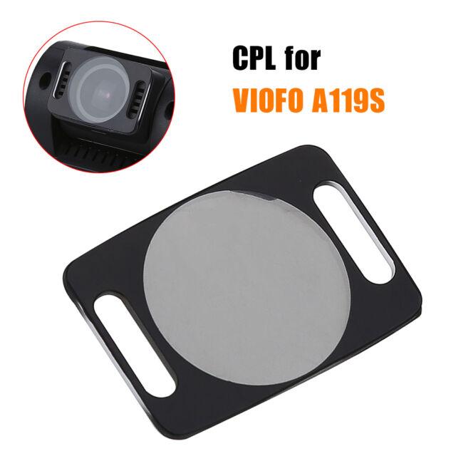 DIY Polarizing Lens CPL Filter Sticker for VIOFO A119s Car ...