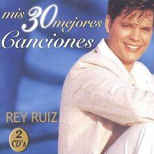 Audio CD 30 Mejores Canciones - Ruiz, Rey - Free Shipping