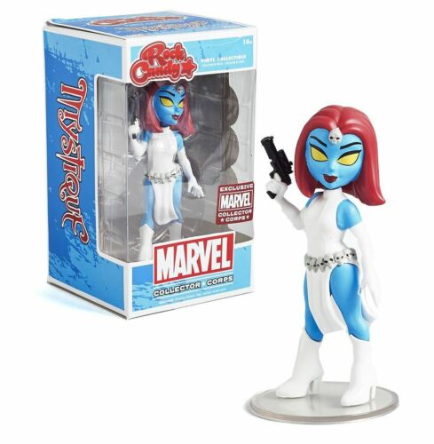 Marvel X-Men-Mystique Rock Candy Figure collector corps exclusive