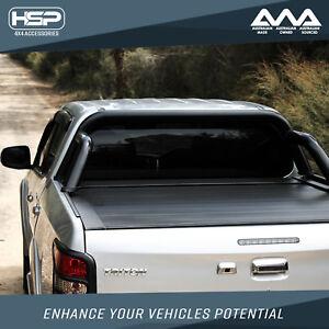 Mitsubishi Mq Triton Dual Cab Auto Remote Retractable Ute Cover