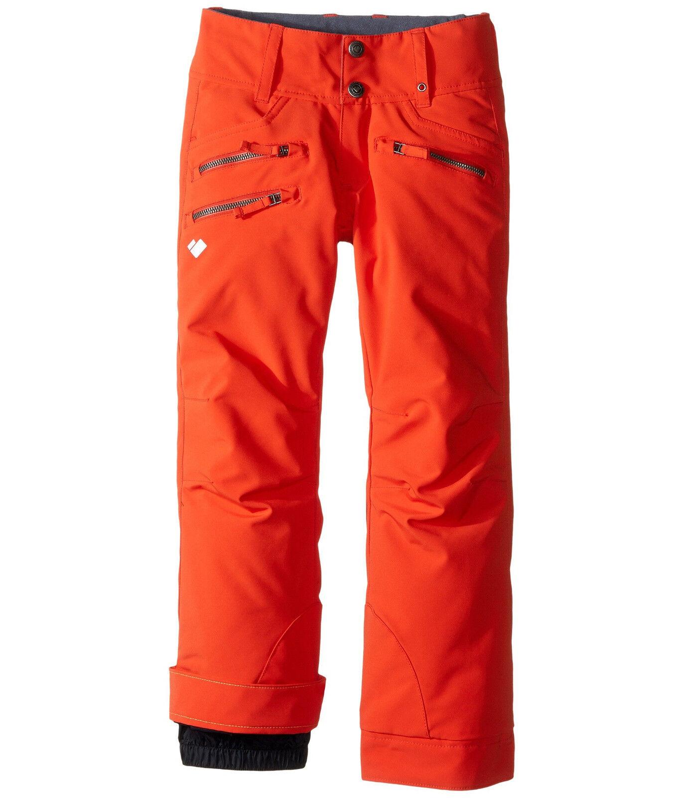 Obermeyer Girls Jessi Insulated Ski Snowboarding Pants, Snow Pant, Größe XL (18)