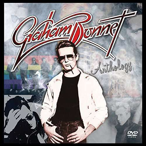 Graham Bonnet - Anthology 1968-2017: 2cd / 1dvd Nuevo CD