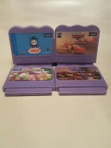 4-Vtech-V-Smile-Learning-System-Games-Thomas-the-Train-Ratatouille-Disney-Cars