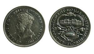 pcc1935-1-British-Commonwealth-Australia-GEORGE-V-1-Florin-1927