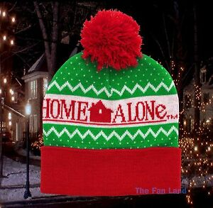 Image is loading New-Home-Alone-Movie-Beanie-Winter-Cap-Hat d63b616b7a0