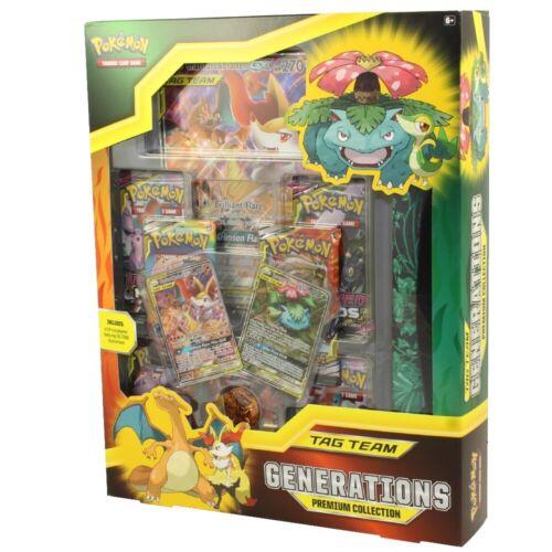 Pokemon TCG TAG TEAM Generations Premium Collection