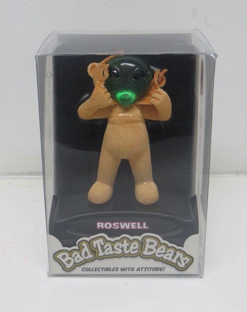 BAD TASTE BEARS ROSWELL ROSWELL ROSWELL ALIEN 3bec4d