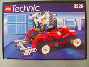 LEGO 8229 @@ NOTICE / INSTRUCTIONS BOOKLET / BAUANLEITUNG