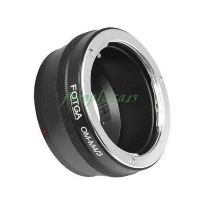 Fotga Olympus OM lens adapter to Panasonic Micro M43 M4/3 MFT GF2 GH2 GH1 G10
