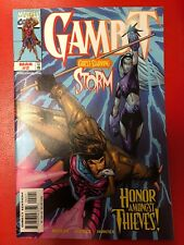 Gambit 3 NM 1999 Marvel Comics