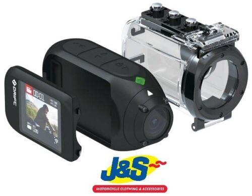Drift HD Ghost 4K MC Pack Bundle Camera Action Sports Motorcycle Helmet Cam J&S