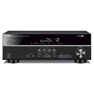 Yamaha RX-V381 5.1-Channel AV Receiver With Bluetooth/HDCP2.2