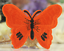 miniature 10 - Butterfly Patches Butterflies Embroidered Iron On Sew On Patch Badges Transfers