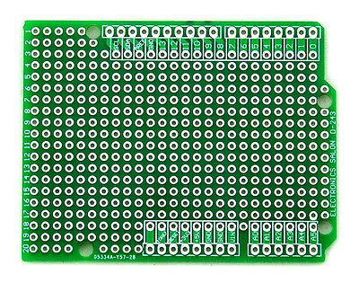 1x Prototype PCB for Arduino UNO R3 Shield Board DIY.
