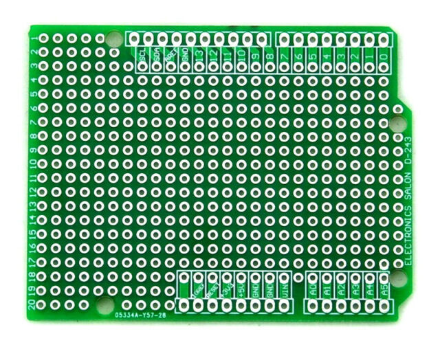 10x Prototype PCB for Arduino UNO R3 Shield Board DIY.