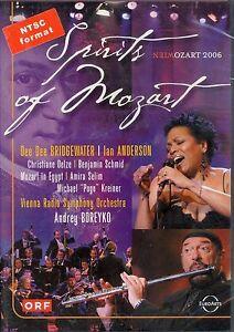 Espiritu-de-Mozart-DVD-NUEVO-Viena-Wien-Mozart-2006-Dee-Dee-Bridgewater-Anderson