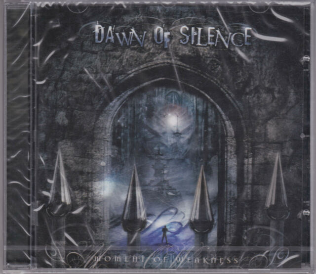 Dawn Of Silence 2006 CD - Moment Of Weakness - Bloodbound/Shadowquest - Sealed