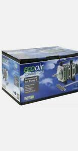 EcoPlus EcoAir 3 Commercial Air Pump 1030gph Output NEW Hydropnics/Aquariums