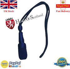 NEW ROYAL OFFICER SWORD KNOT NEAVY BLUE/ NB SWORD KNOT BRITISH ARMY/SWORD KNOT