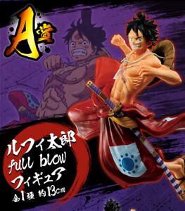 Luffy Figure ONE PIECE Ichiban kuji 2020 A prize Full Force Wano Country