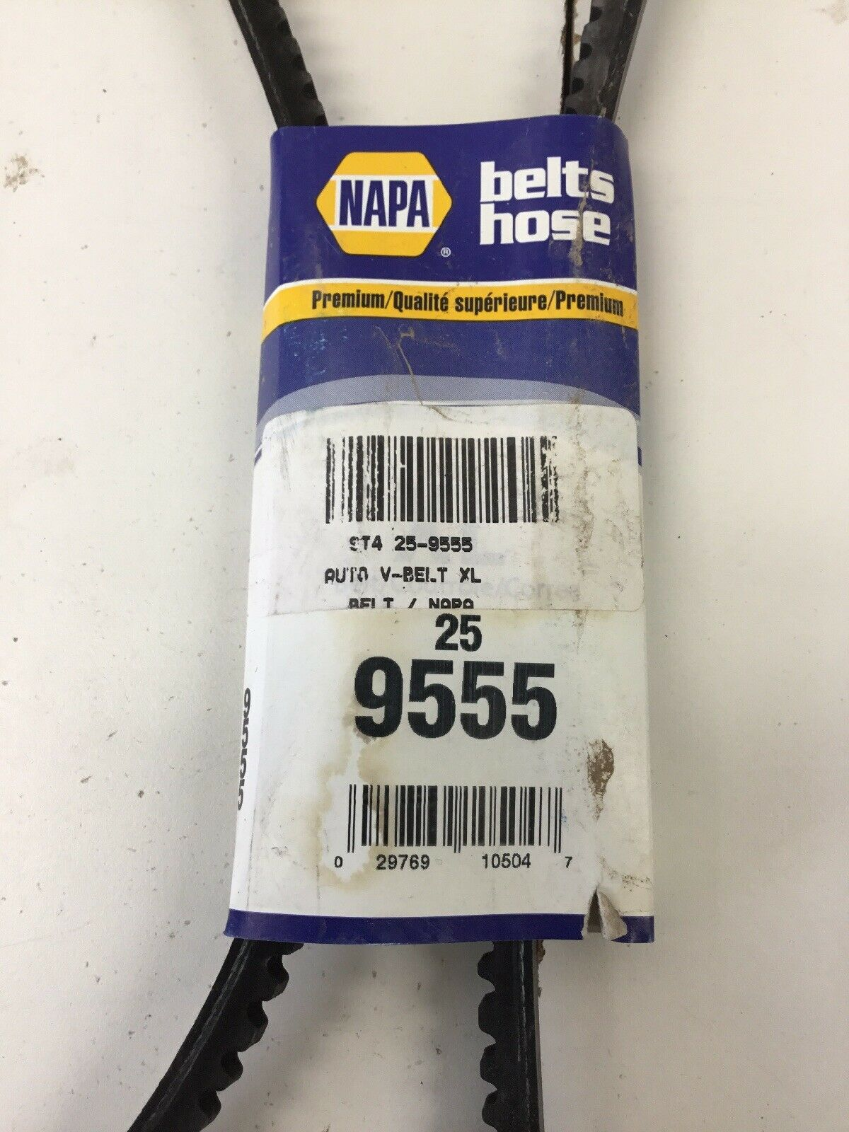 D/&D PowerDrive 5L460 NAPA Automotive Replacement Belt