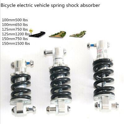 100-150mm Bicycle Mountain Bike Rear Suspension Spring Shock Absorber