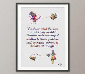 Free Printable Alice in Wonderland Teatime quote