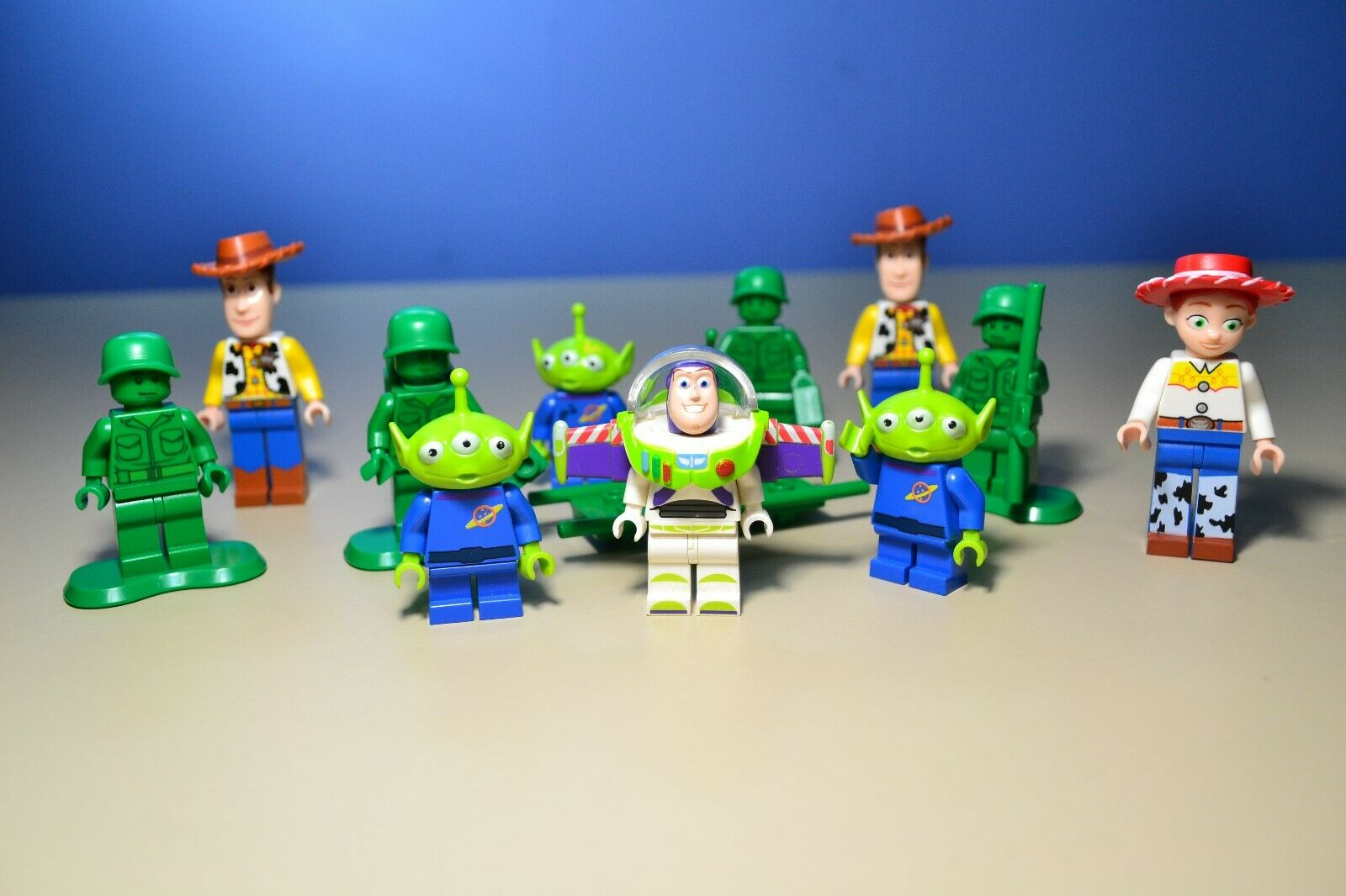Lego Toy Story Minifigures Lot