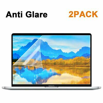 Tempered glass Anti Scratch LCD Display Protection Full Cover Film Screen Protector Crystal Clear HD for Apple MacBook Pro 16 from 2019