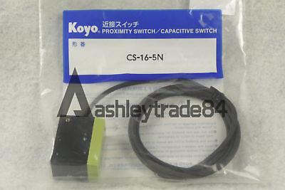 Koyo Proximity Switch CS-16-5N NEW