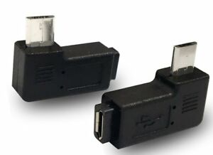 90-Degree-Left-right-Angle-Micro-USB-B-Male-to-Female-Plug-Adapters-charger