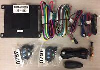 Audiovox Prestige APS57N Car Keyless Entry & Remote Engine Auto Start Starter