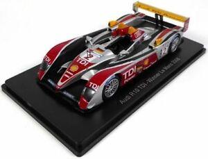 Escala-1-43-2008-Ganador-Le-Mans-Audi-R10-TDI-Capello-Kristensen-McNish-Nuevo-En-Caja