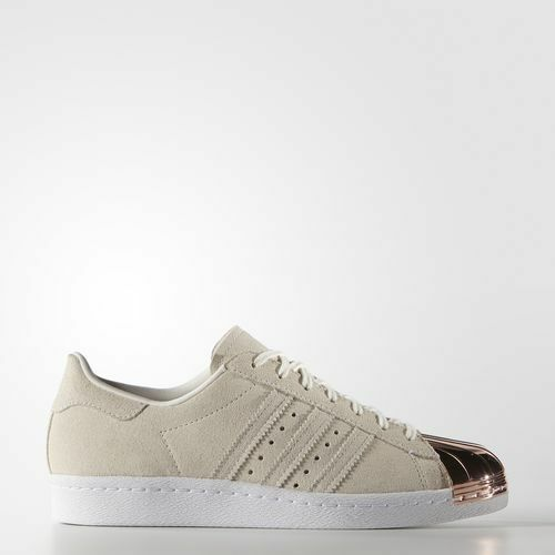 Adidas Women Superstar Superstar Superstar 80s Metal-Toe shoes Size 9 us S75057 Back to school Deal d3b3b5