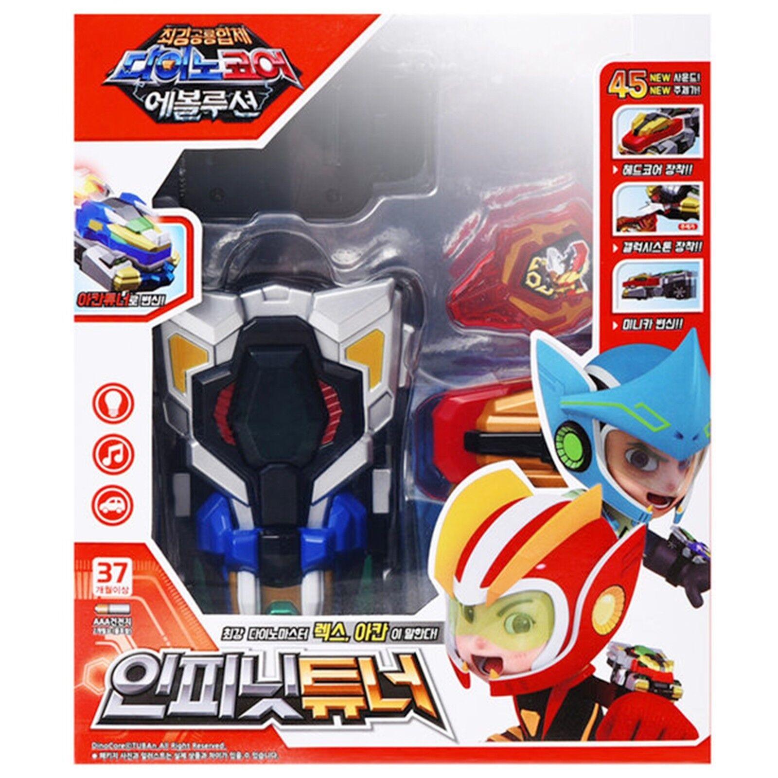 Dino Core Evolution Mega D-Fighter D-Fighter D-Fighter INFINITE TUNER Rex Acan Tuner Wrist Device 12df1f