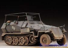 Award Winner Built AFV Club 1/35 Sd.Kfz.251/17.C Command Vechicle +PE&Resin
