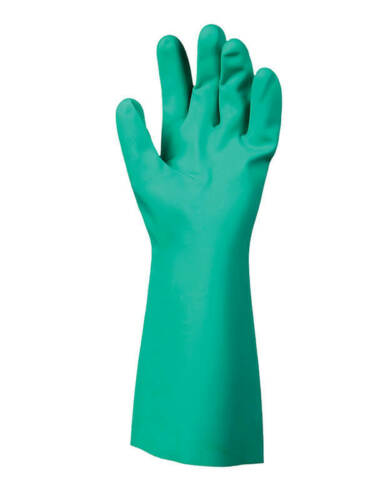 SHOWA 727 Chemical Resistant Unlined Nitrile Glove 727-07 Size 7 3 Pair