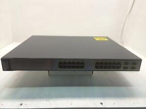 Cisco-WS-C3750G-24TS-E1U-Switch-90-Day-Warranty