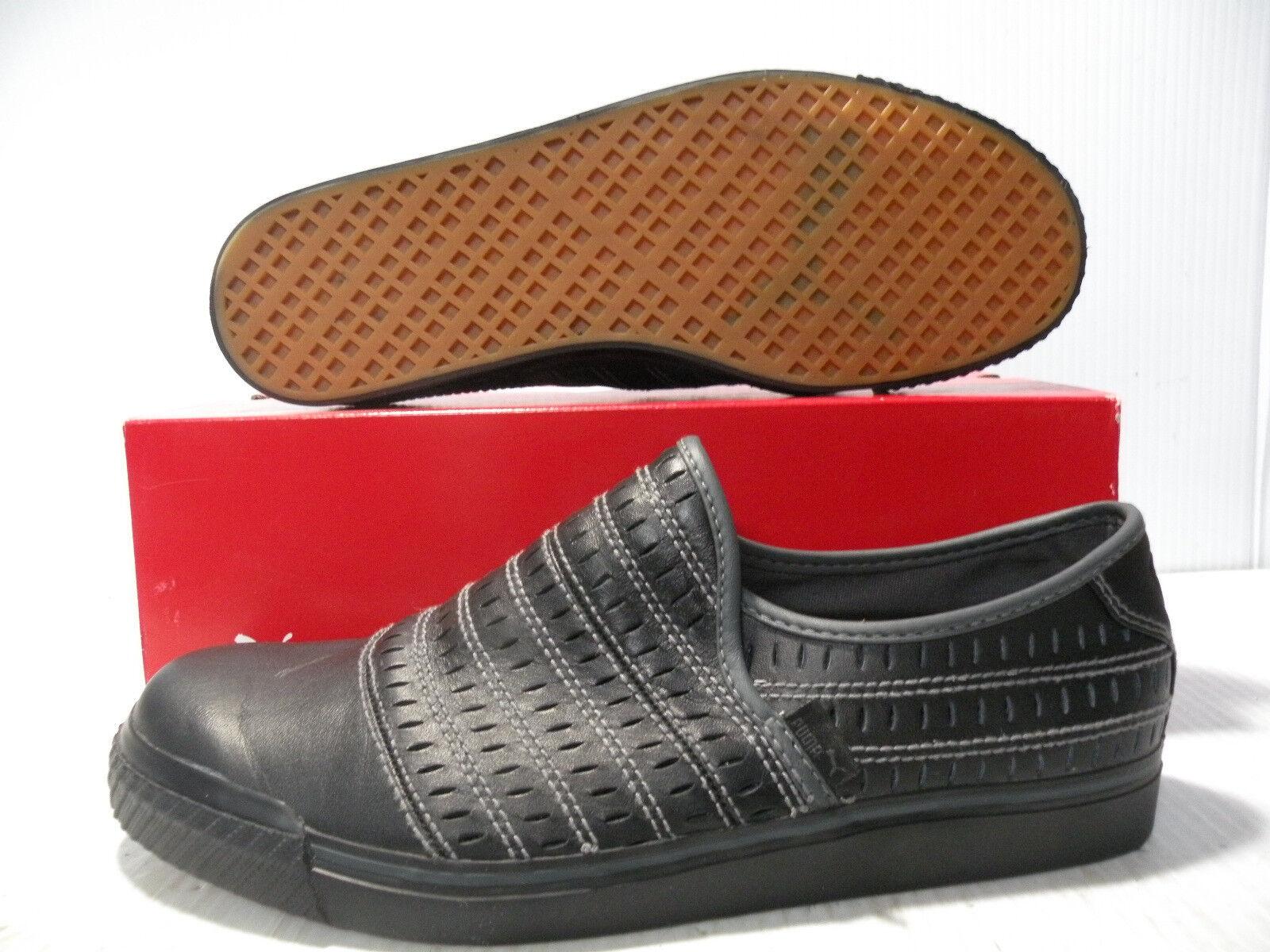 Puma zapatillas hombres zapatos negro cavar Dirk mas bajo 343657-01 tamaño 8,5 nueva el mas Dirk popular de zapatos para hombres y mujeres 1d4239