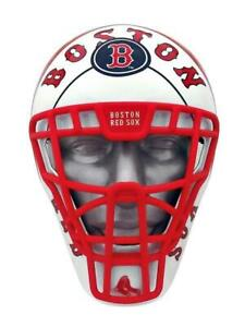 Boston Red Sox Fan Mask (New) Calgary Alberta Preview