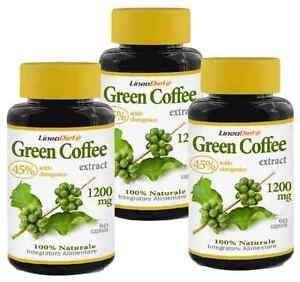 età per prendere l estratto di chicco di caffè verde