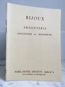 Catalogue-Di-Vendita-Gioielli-Argenteria-Vintage-E-Moderno-28-Febbraio-1975