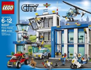 LEGO-City-Police-60047-Police-Station