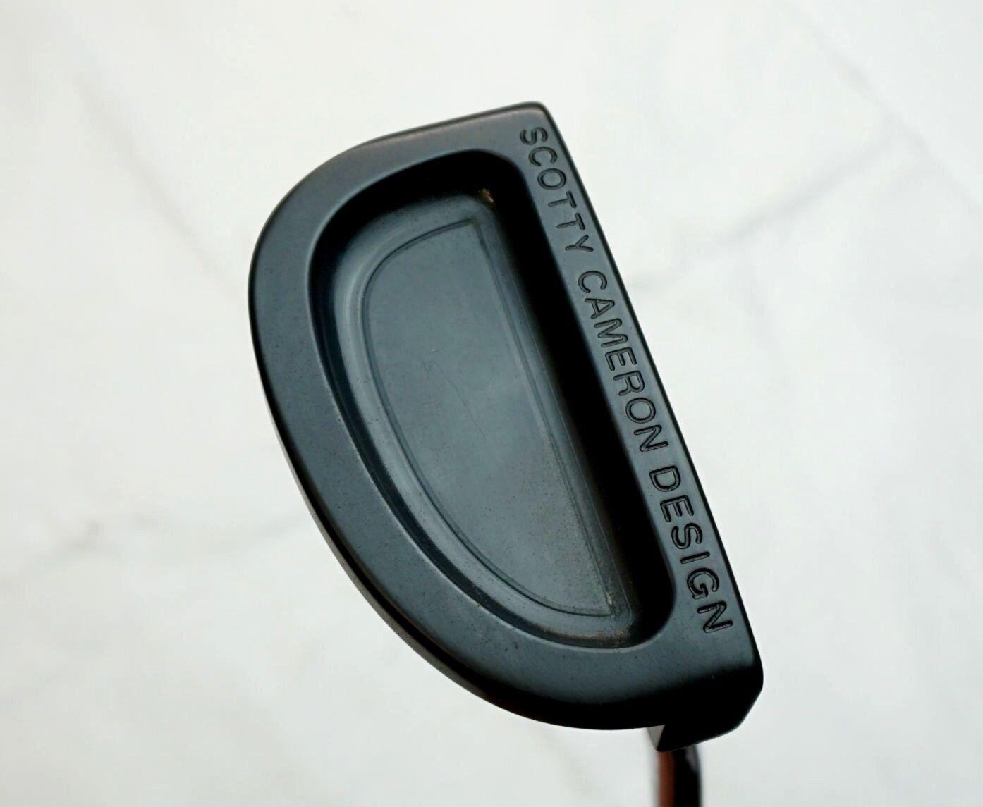 Óxido negro Scotty Cameron Circa 62 No.5 Putter (no anunciar  til Grip Cambio)  ahorra 50% -75% de descuento