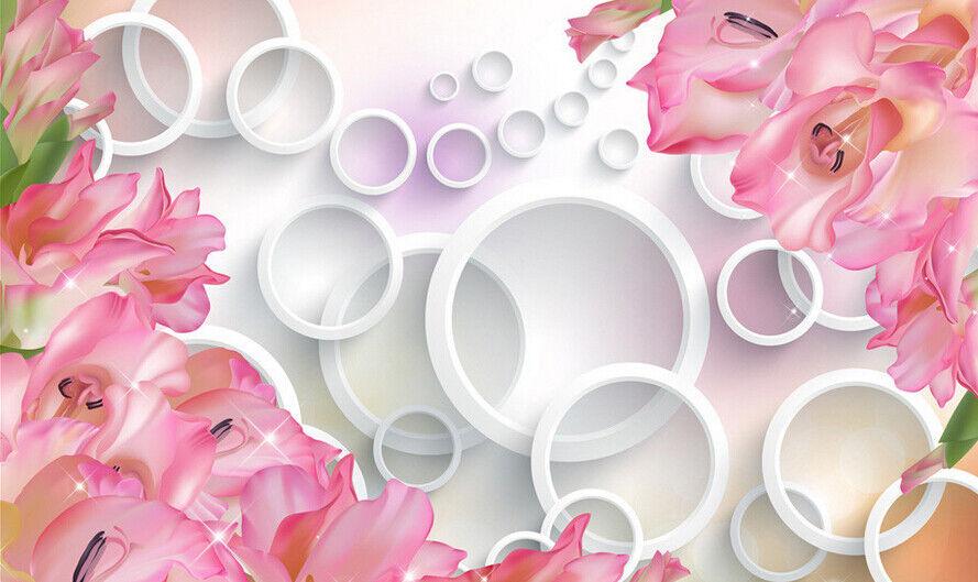 3D Rosa Petal Petal Petal 626 Wallpaper Murals Wall Print Wallpaper Mural AJ WALL AU Kyra 8213bb