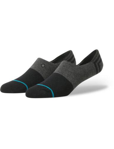 Stance Gamut No Show Socks in Black