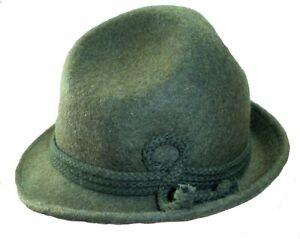 bello design una grande varietà di modelli metà prezzo Dettagli su Cappello Uomo Tricorno Dreispitz con Cordoncino Unisex Tirolese  Escursionismo